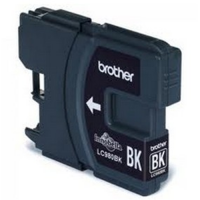 Brother LC1100bk / LC-1100bk Cartuccia d'inchiostro compatibile nero ~450 pagine
