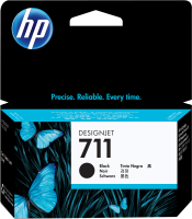 HP CZ129A / 711 Cartuccia d'inchiostro nero 38ml standard