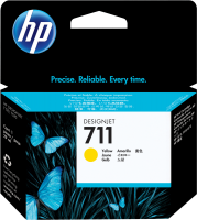 HP CZ132A / 711 Cartuccia d'inchiostro giallo 29ml standard