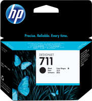 HP CZ133A / 711 Cartuccia d'inchiostro nero 80ml